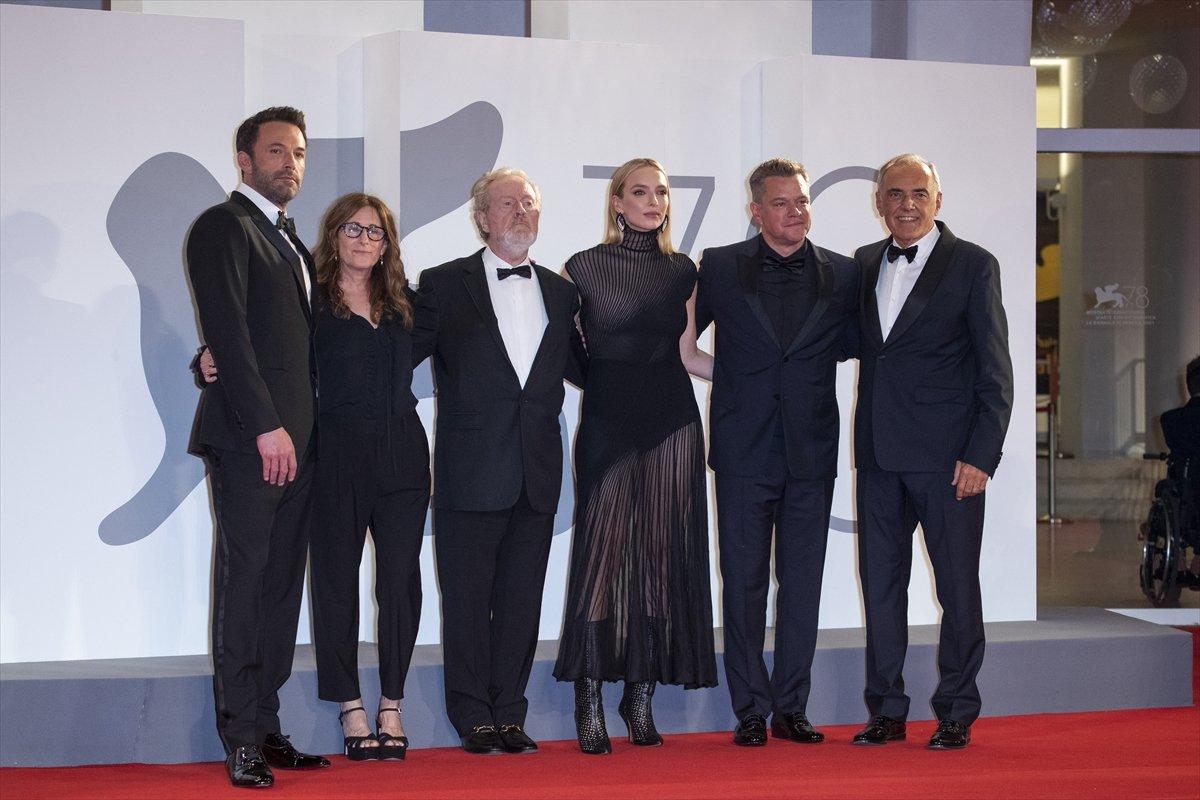 78. Venedik Film Festivali nde Altın Aslan ödülü L evenement e gitti #7
