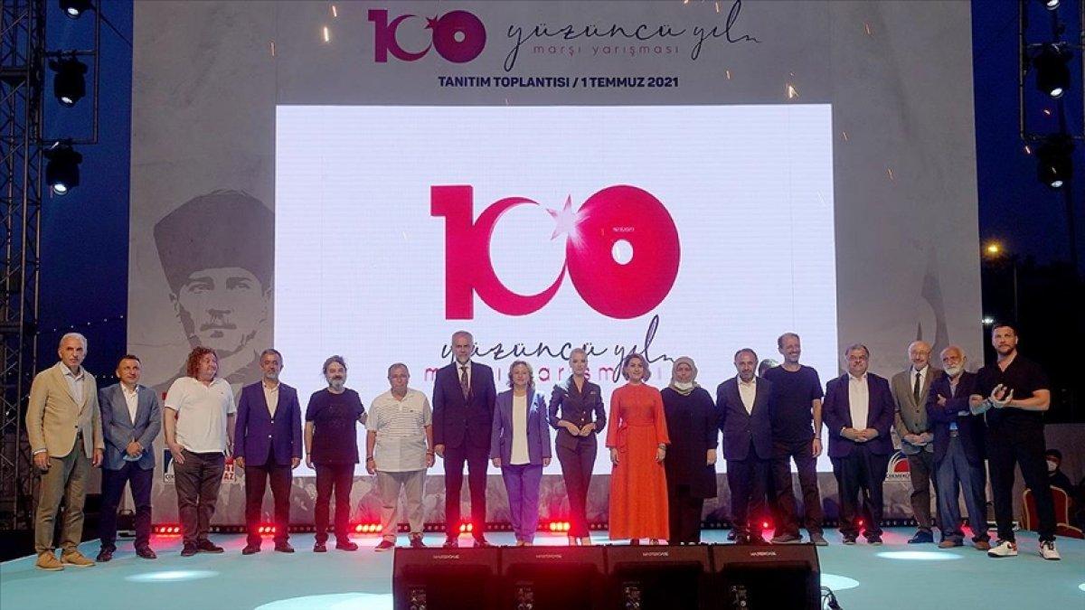 100 üncü yıl marşı için geri sayım #3