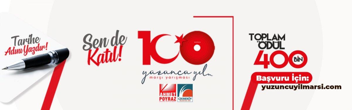 100 üncü yıl marşı için geri sayım #2