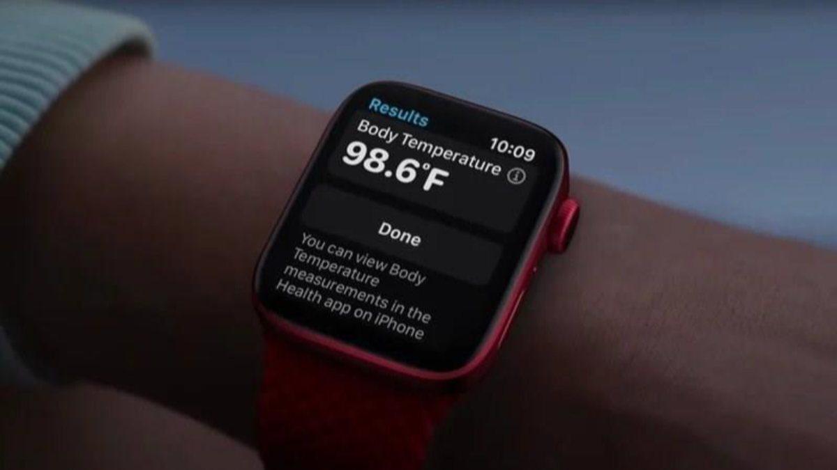 Apple Watch Series 8 ateş ölçümü yapabilecek