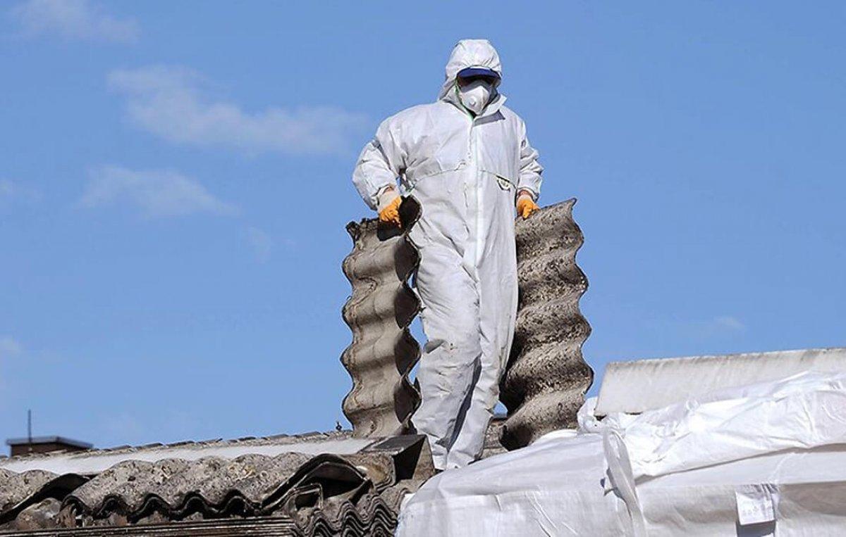 Asbest nedir, nerelerde kullanılır? Aşı karşıtlarının  asbest  iddiası #2