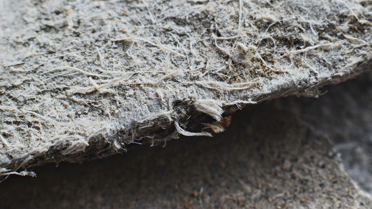Asbest nedir, nerelerde kullanılır? Aşı karşıtlarının  asbest  iddiası #1