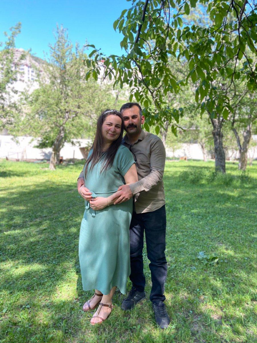 Ankara da koronavirüse yenilen ebenin eşi konuştu: Aşı olmadı #2