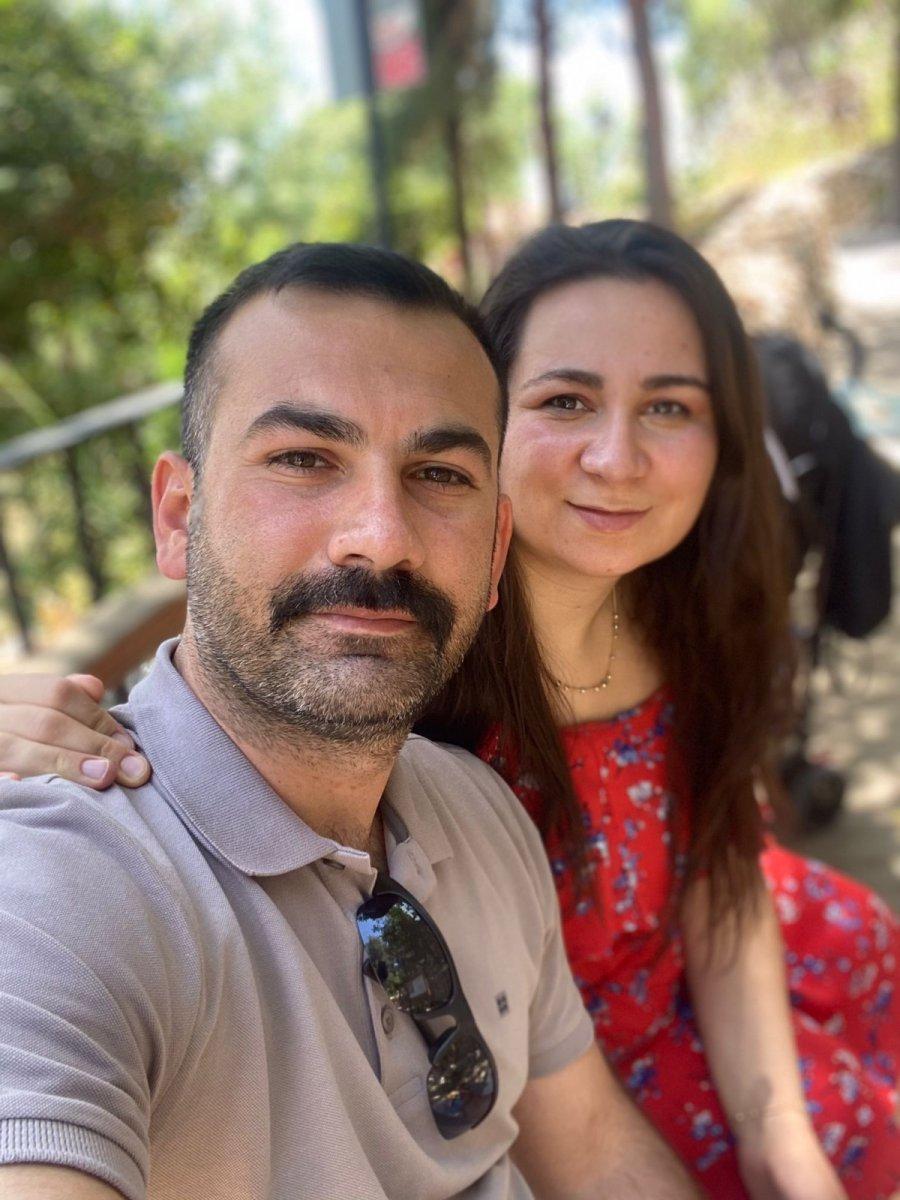 Ankara da koronavirüse yenilen ebenin eşi konuştu: Aşı olmadı #1