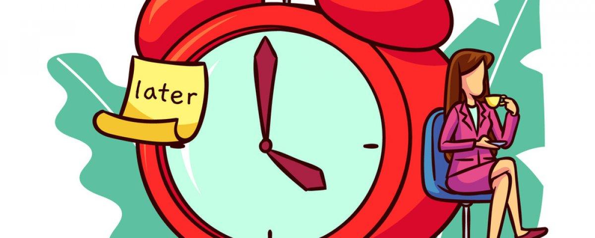 Erteleme hastalığı  Procrastination  nedir? #1