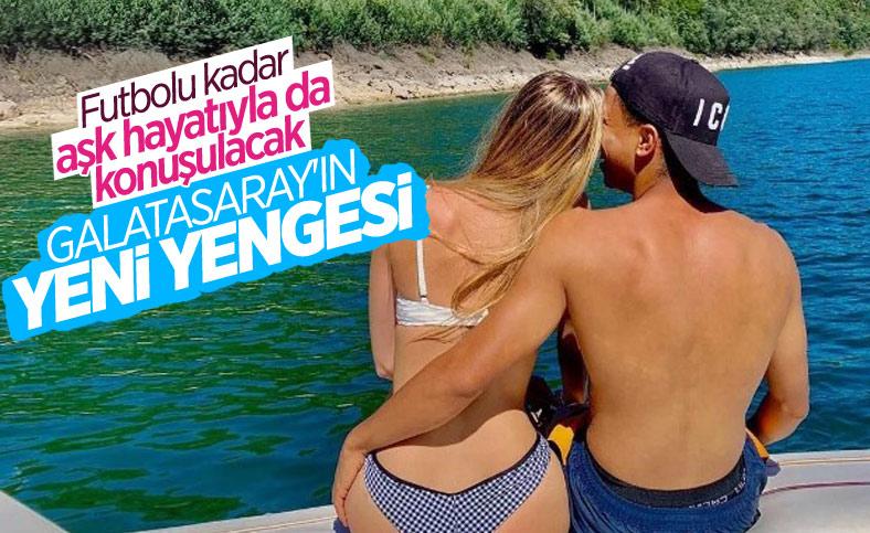 Gustavo Assunçao'nun kız arkadaşı Valverde sosyal medyanın gündeminde