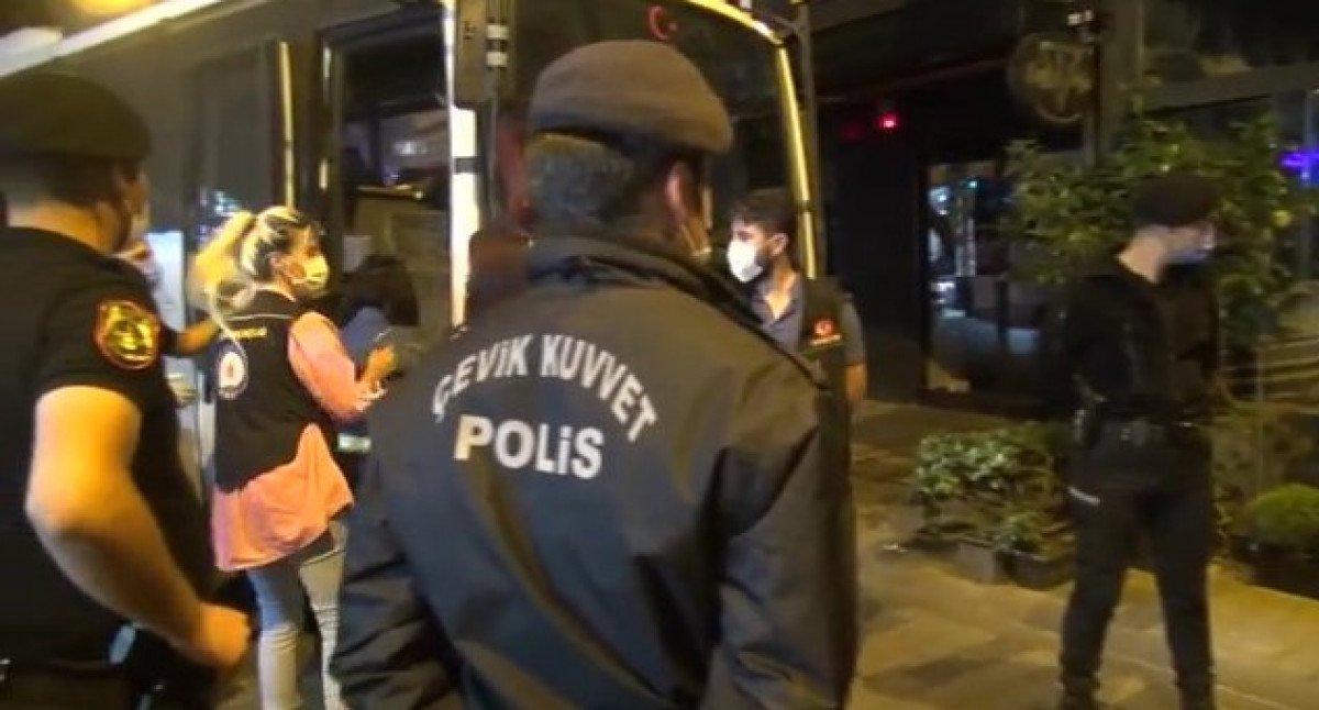 Beyoğlu ve Beşiktaş'ta fuhuş operasyonu: 6 gözaltı #2