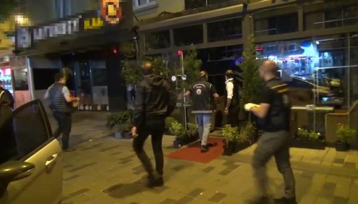 Beyoğlu ve Beşiktaş'ta fuhuş operasyonu: 6 gözaltı #3