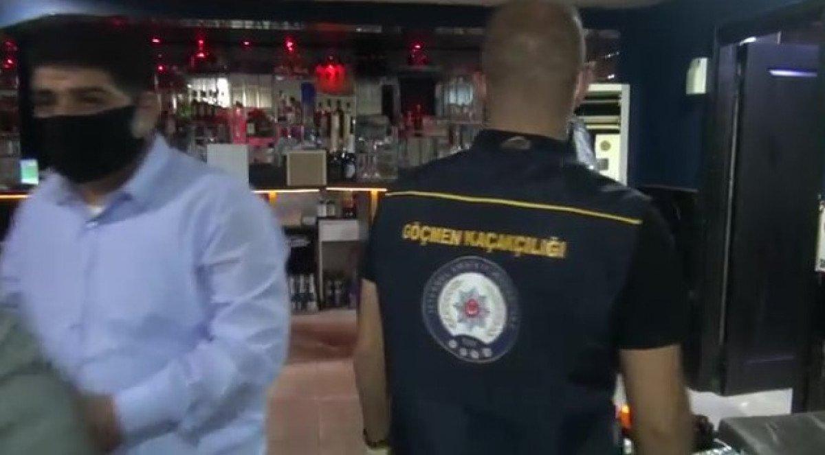 Beyoğlu ve Beşiktaş'ta fuhuş operasyonu: 6 gözaltı #4