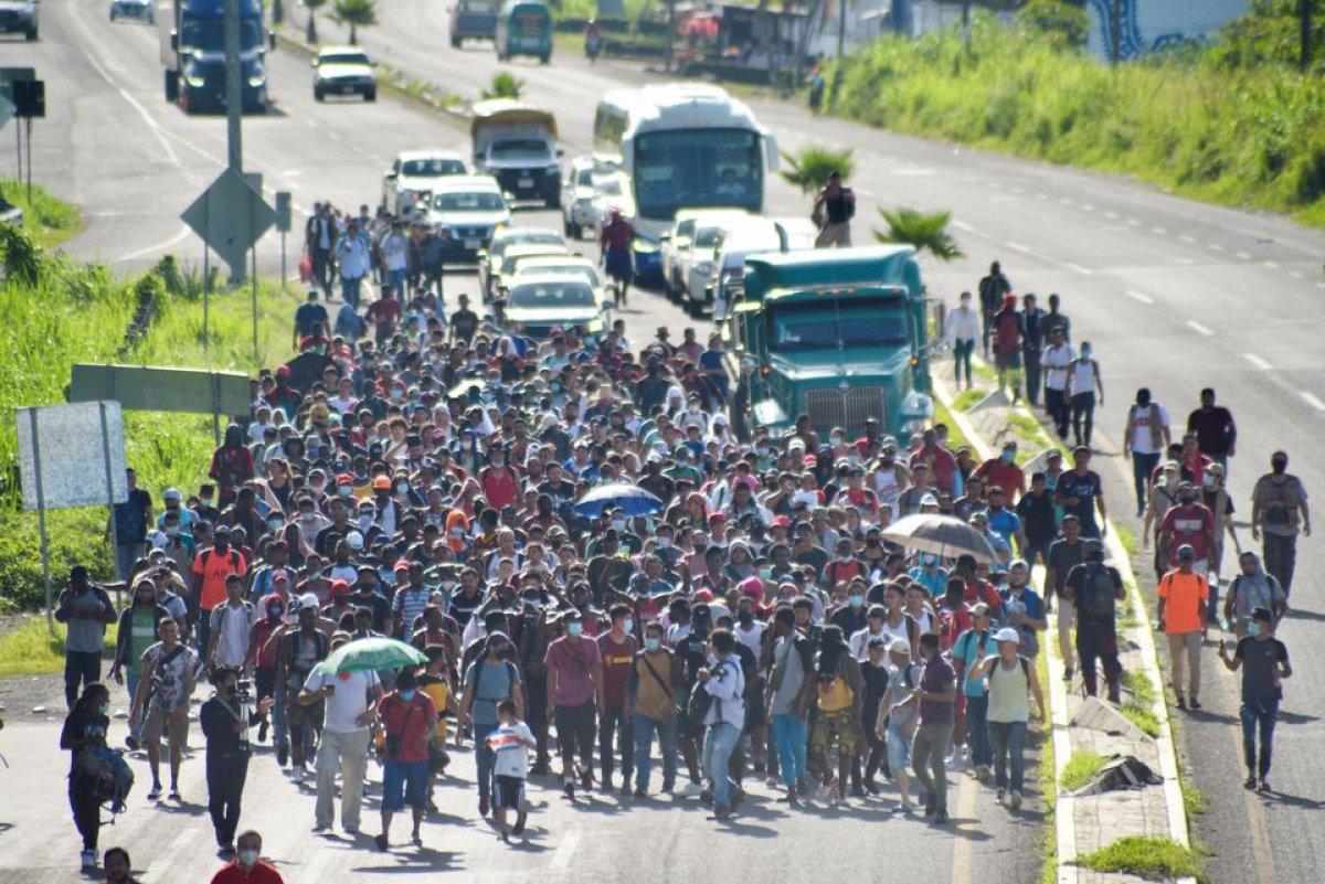 Dünya Bankası: 2050 ye kadar 216 milyondan fazla insan göç edebilir #1