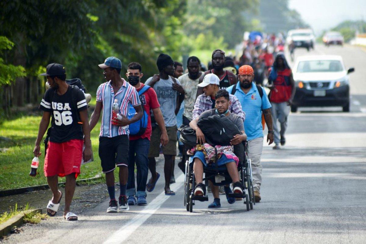 Dünya Bankası: 2050 ye kadar 216 milyondan fazla insan göç edebilir #3