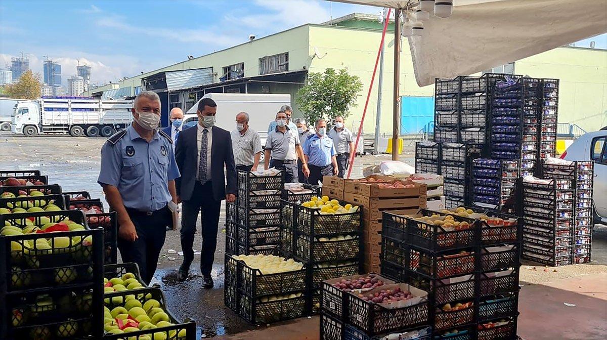 Erdoğan ın sözleri sonrası market ve hallerde denetimler başladı #6