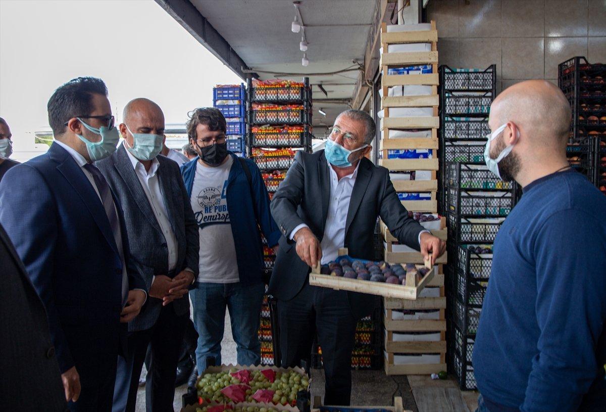 Erdoğan ın sözleri sonrası market ve hallerde denetimler başladı #2