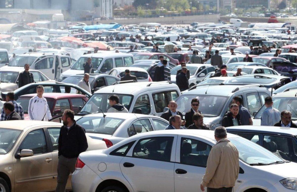 İkinci el araç pazarında dolandırıcılık vakaları arttı #1