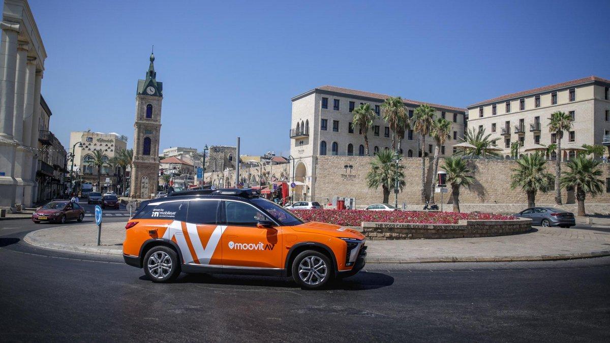 Intel, sürücüsüz taksi hizmetini duyurdu: İşte kullanılacak şehirler #3
