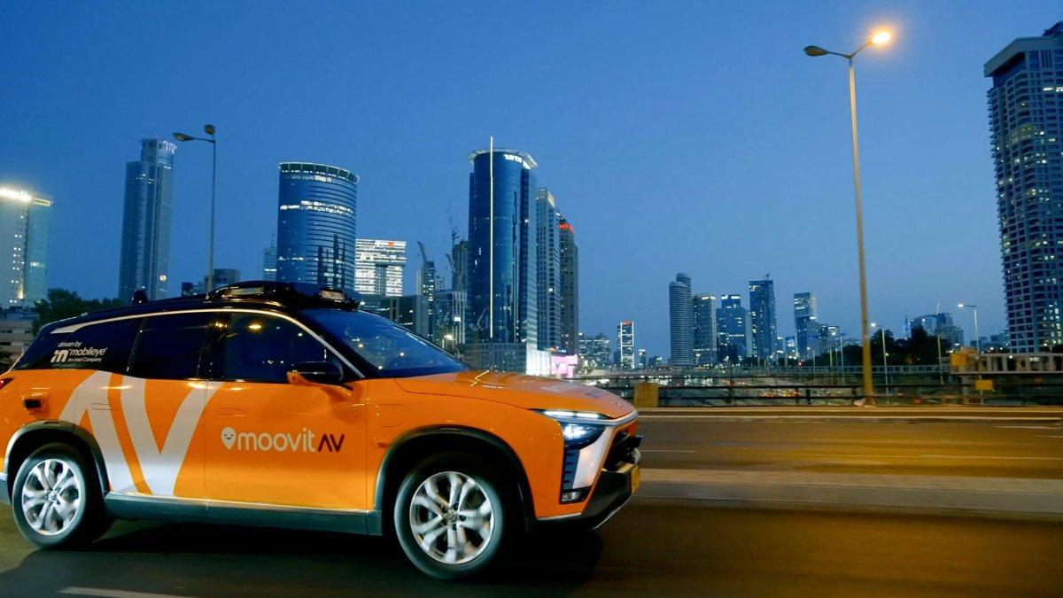 Intel, sürücüsüz taksi hizmetini duyurdu: İşte kullanılacak şehirler