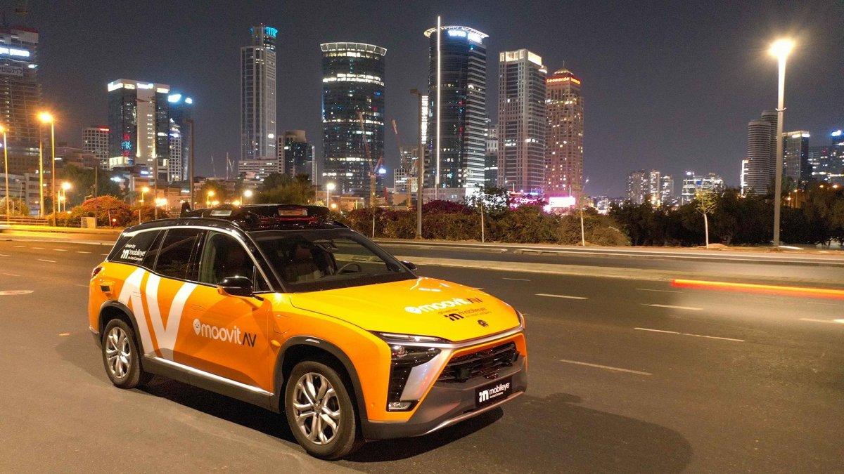 Intel, sürücüsüz taksi hizmetini duyurdu: İşte kullanılacak şehirler #4
