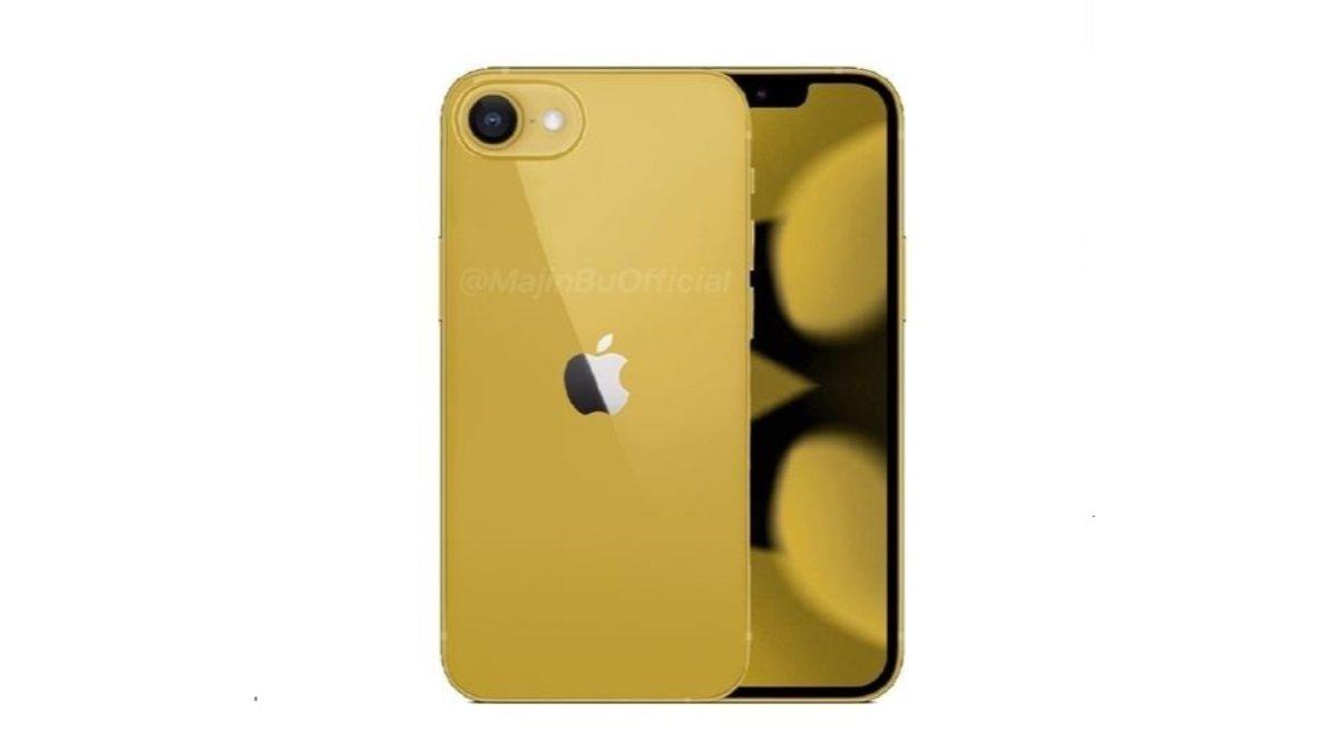iPhone SE 3 tasarım detayları belli oldu