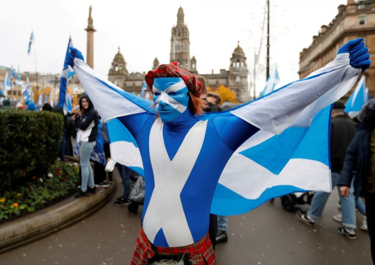 İskoçya, 2023 sonunda bağımsızlık referandumuna gidecek #1