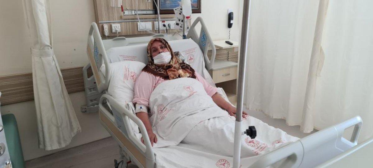 Karabük te koronavirüse yakalanan aşısız kadın: Ölürsem aşıdan öleyim #2