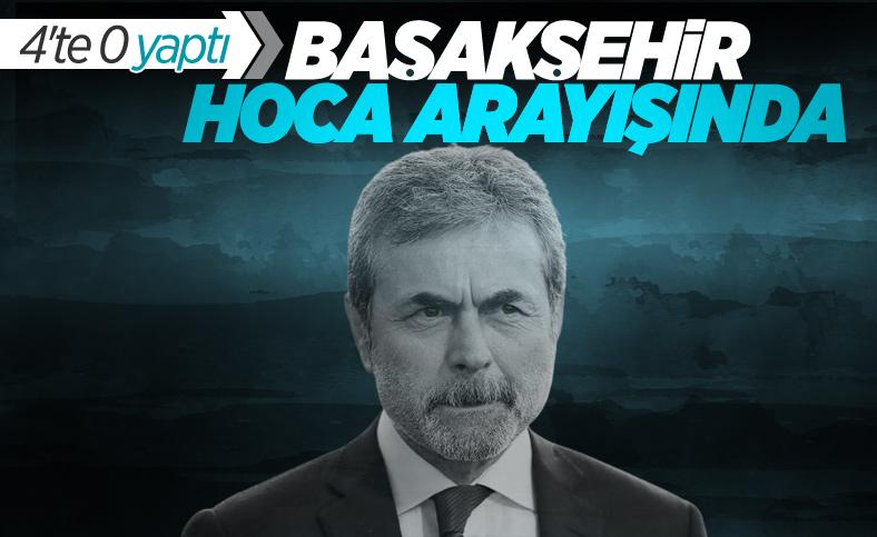 Başakşehir'de Aykut Kocaman'ın kötü performansı