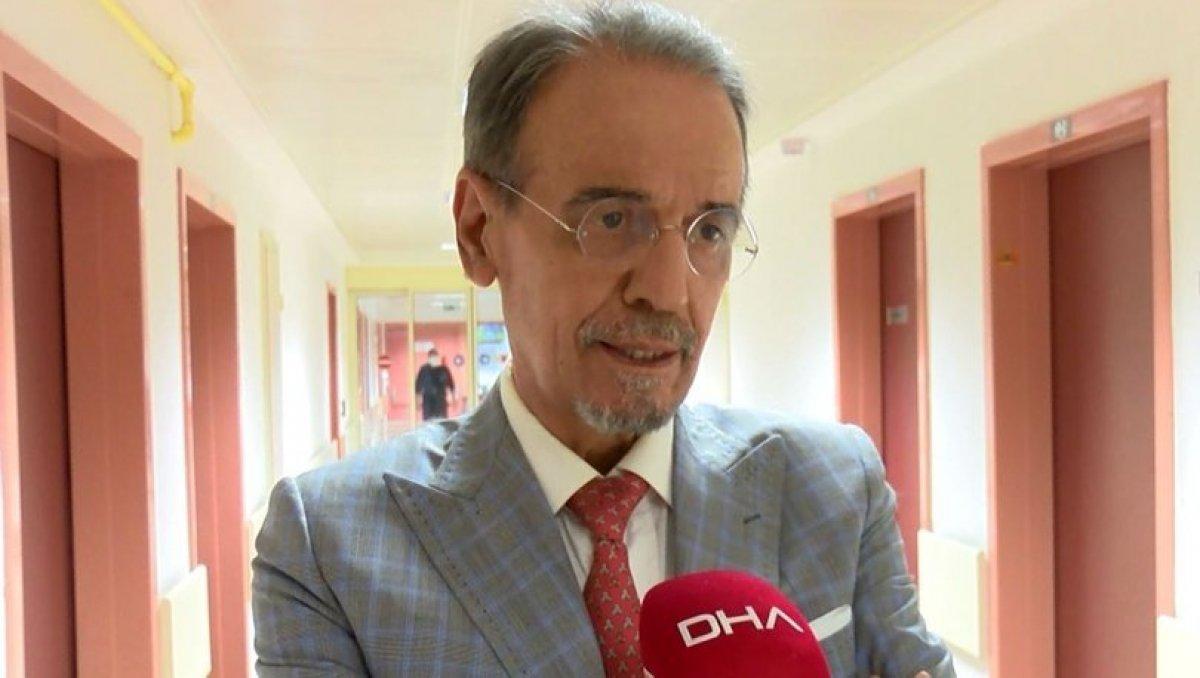 Mehmet Ceyhan: İki virüs de aynı anda vücutta bulunabilir #1