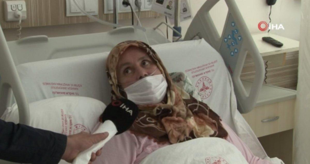 Karabük te koronavirüse yakalanan aşısız kadın: Ölürsem aşıdan öleyim #4