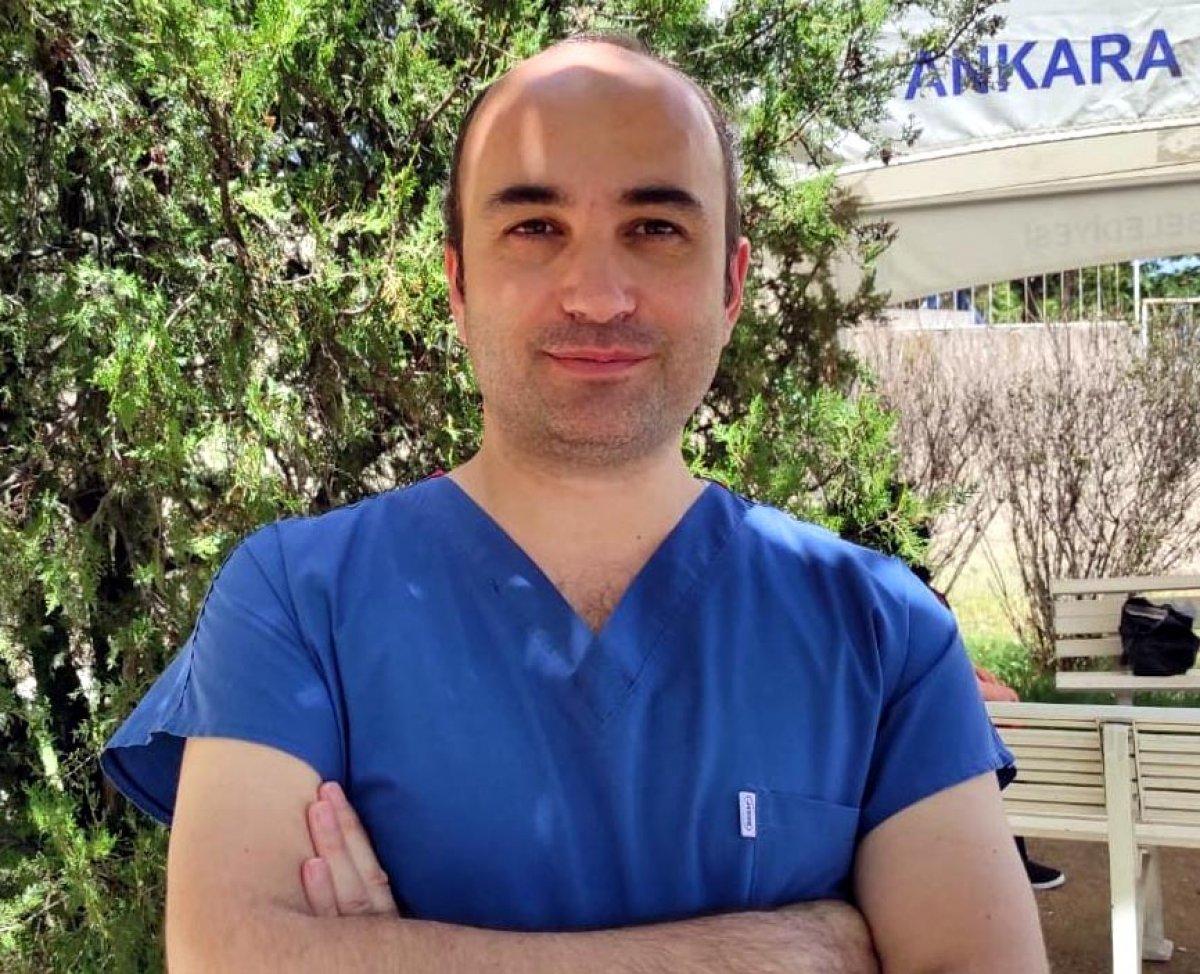 Mehmet Ceyhan: İki virüs de aynı anda vücutta bulunabilir #2