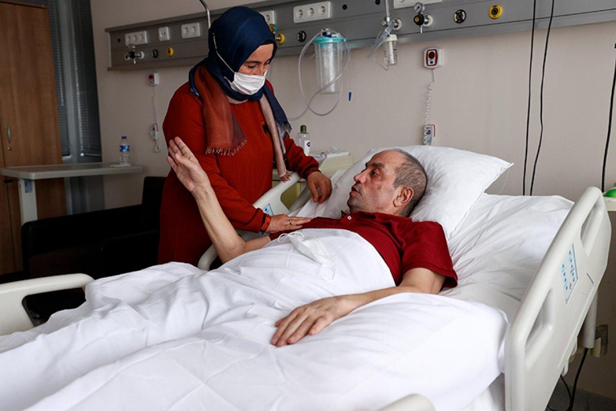 110 gün yoğun bakımda kalan koronavirüs hastası: Kimse yaşamasın #2