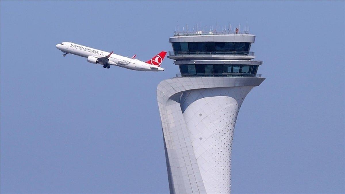 Türk Hava Yolları, Avrupa da en çok uçuş yapan ikinci firma oldu #2