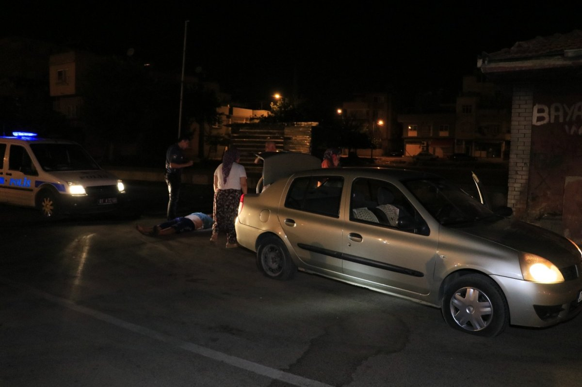 Adana da sopayla dövdükleri kişiyi defalarca bıçakladılar #5