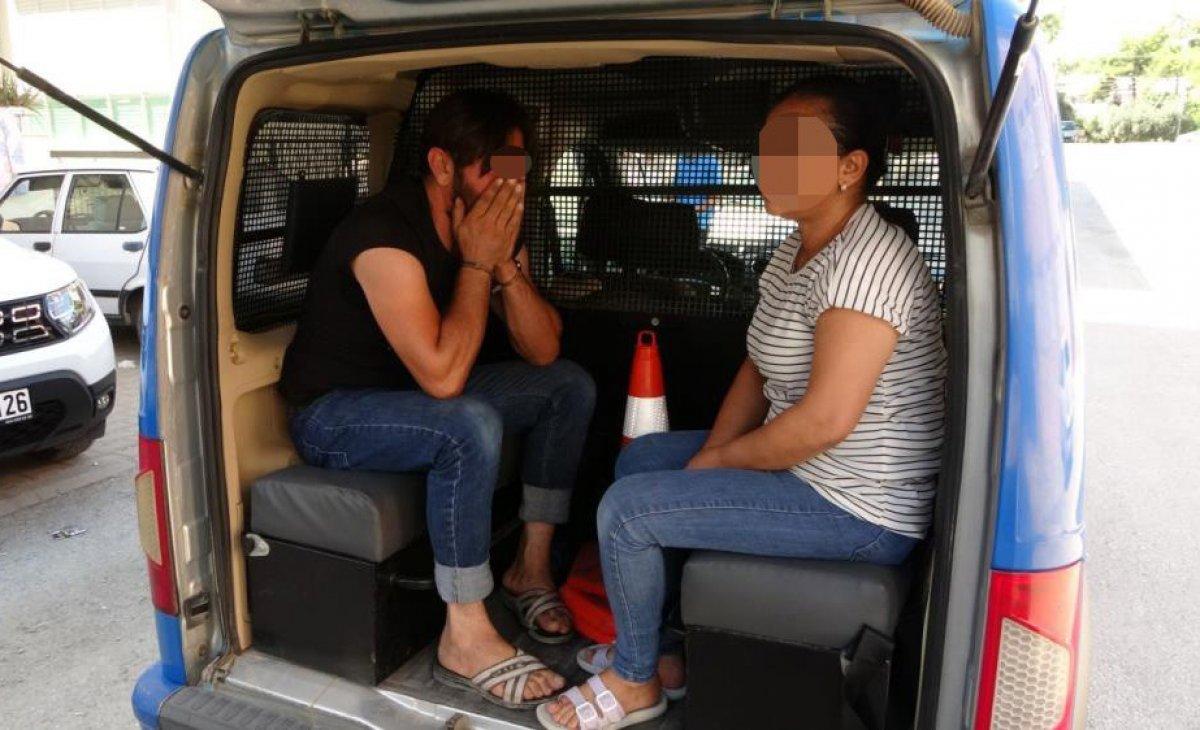 Antalya da kızının düğünü için silah kaçakçılığı yapan kadın tutuklandı #1