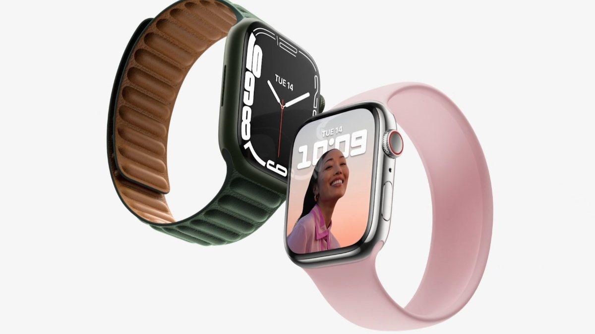 Apple Watch Series 7 tanıtıldı: İşte fiyatı ve tüm özellikleri