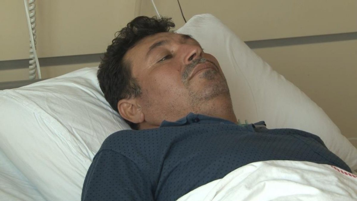 Kırıkkale de aşı olmayan koronavirüs hastası:  Bize gelmeyecek zannettik #1
