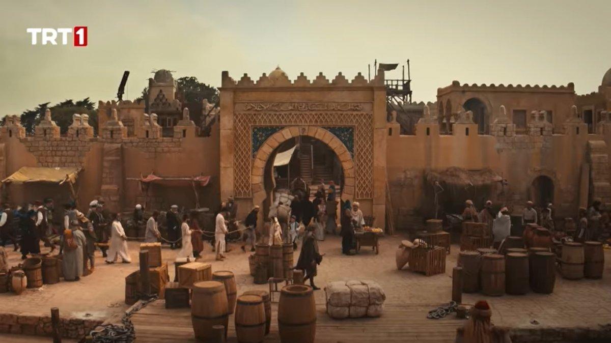 Barbaroslar: Akdeniz in Kılıcı ndan yeni fragman! Sahneler nefes kesti  #1
