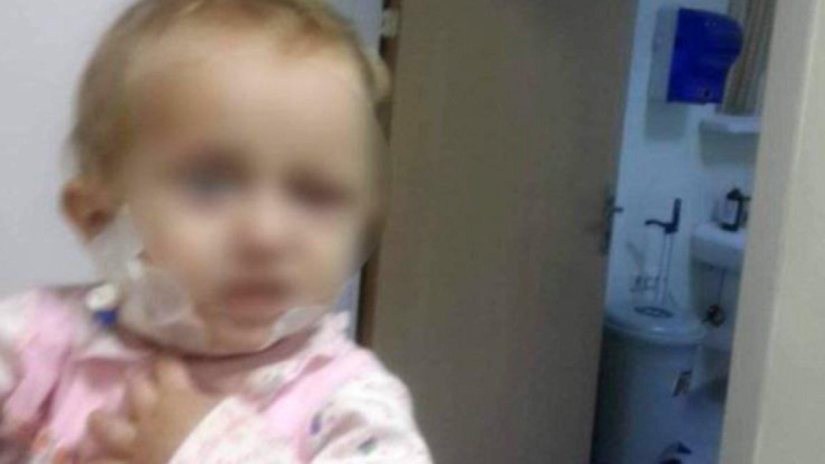 Avcılar'da, 2 yaşındaki bebeğe zarar veren annenin duruşması ertelendi  #3