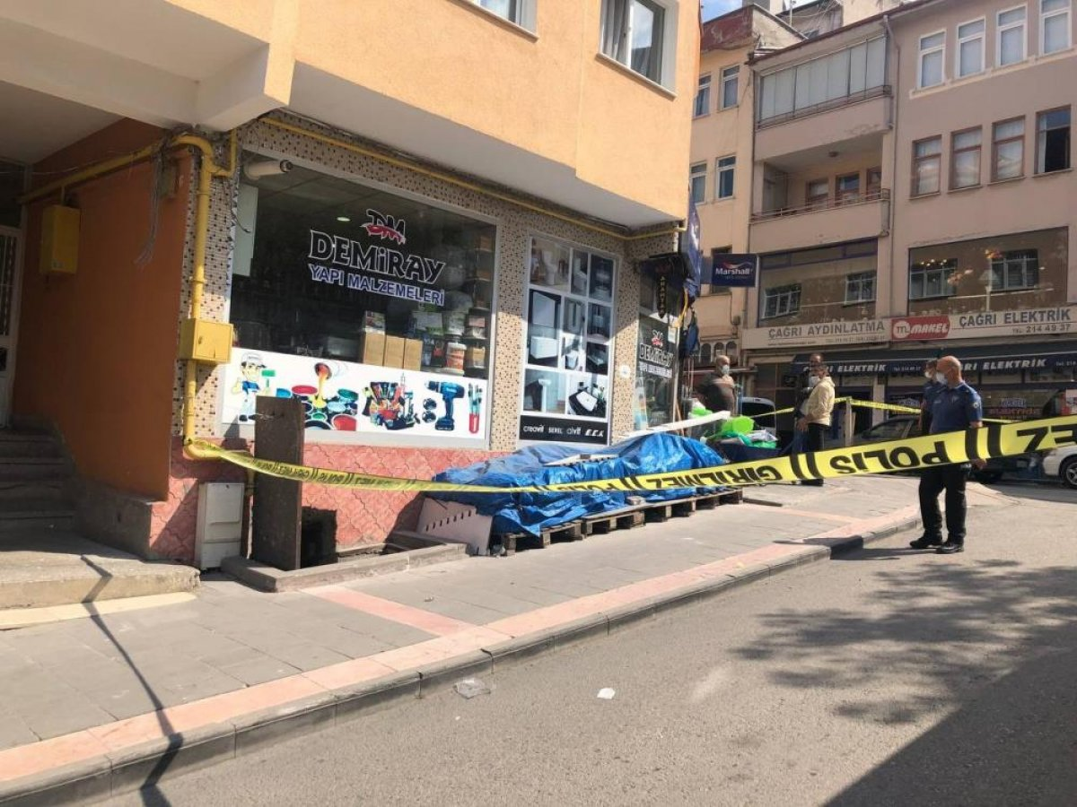 Kastamonu da aralarında husumet olan ikili rastgele ateş açtı  #6