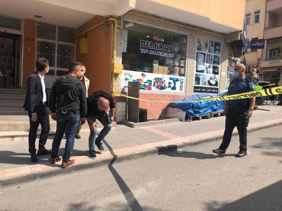 Kastamonu da aralarında husumet olan ikili rastgele ateş açtı  #4