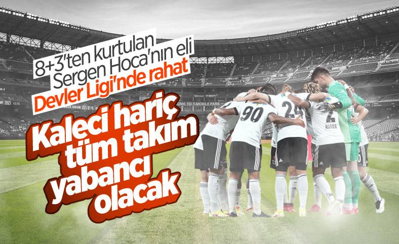 Sergen Yalçın, Borussia Dortmund maçı öncesi konuştu