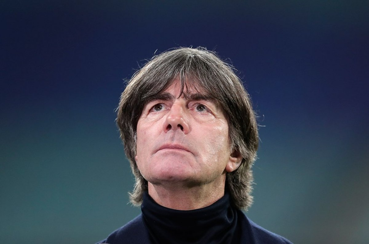 Joachim Löw, A Milli Takımımızı reddetti #1