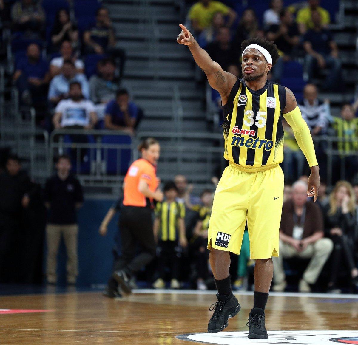 Fenerbahçe de Bobby Dixon ile yollar ayrıldı #1