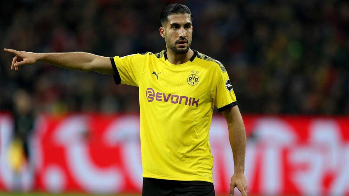 Borussia Dortmund un İstanbul kafilesinde 5 eksik #3
