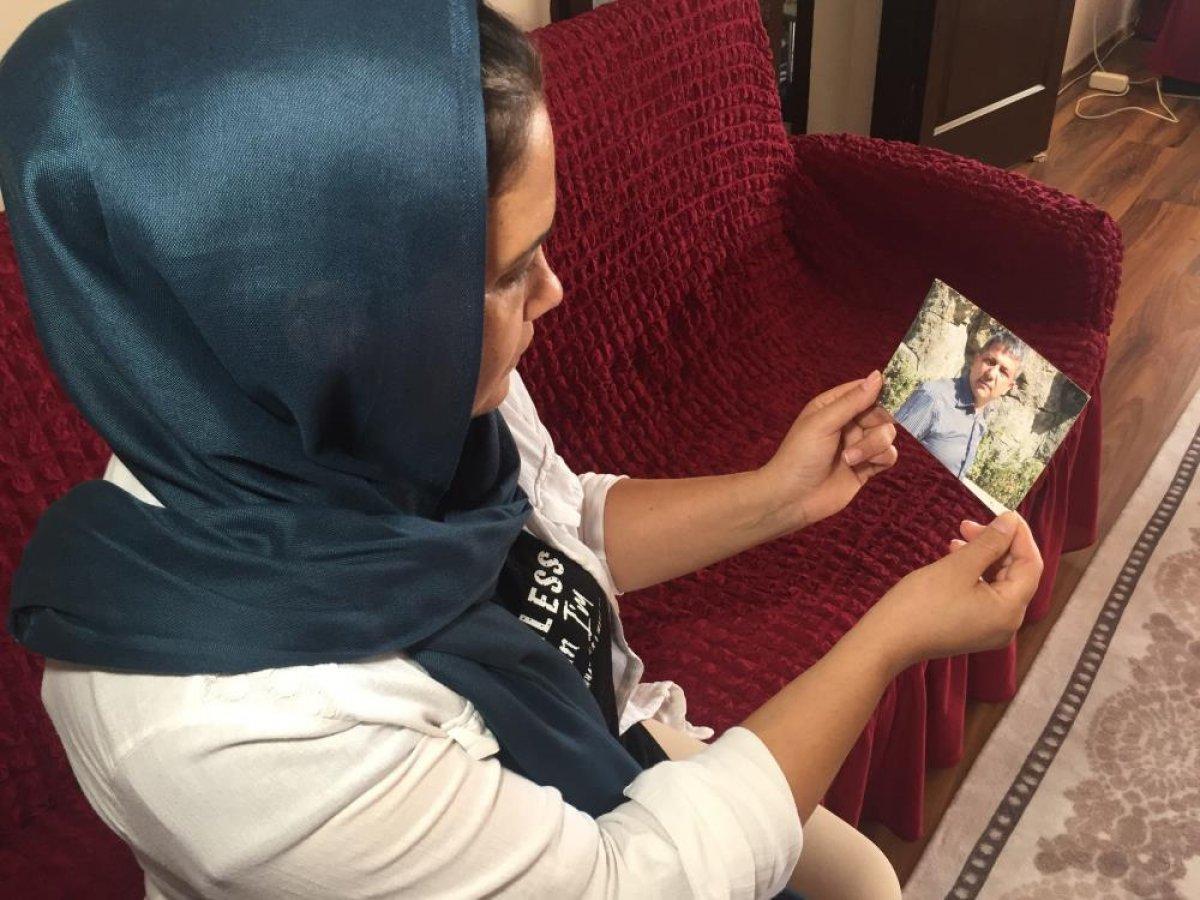 Adana da gözünün önünde eşine çarpan sürücü serbest kaldı  #2