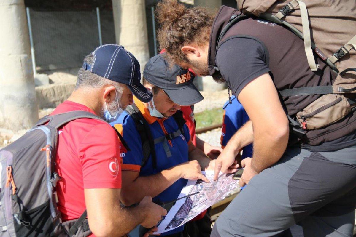 Eskişehir'de 25 gündür kayıp olan yaşlı adamı arama çalışmaları sürüyor #2