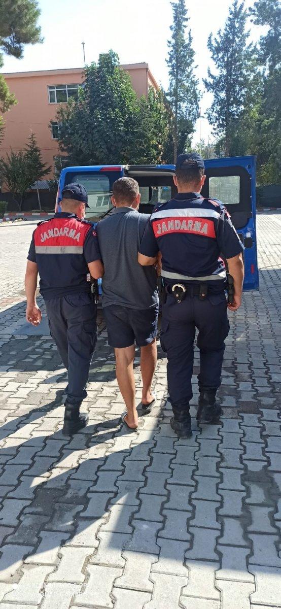 Antalya'da, şantiyeden 25 bin liralık malzeme çalan hırsız yakalandı  #1