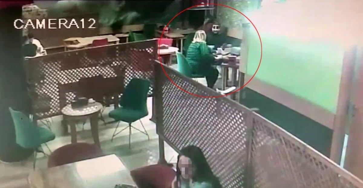Esenyurt'ta, internetten tanıştığı kadının parasını çaldı, hesabını ödedi  #2
