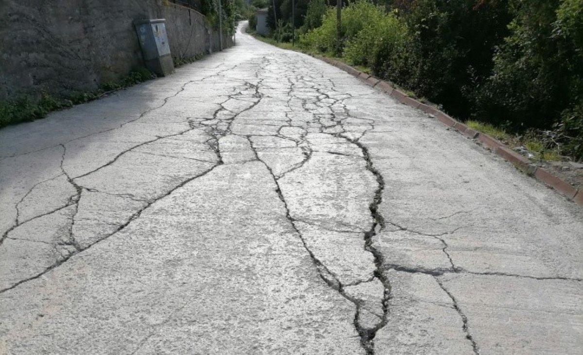 Kastamonu da vatandaşlar yol sorununun giderilmesini bekliyor #2