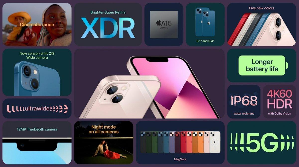iPhone 13 modelleri tanıtıldı: İşte tüm özellikleri ve Türkiye fiyatları #2