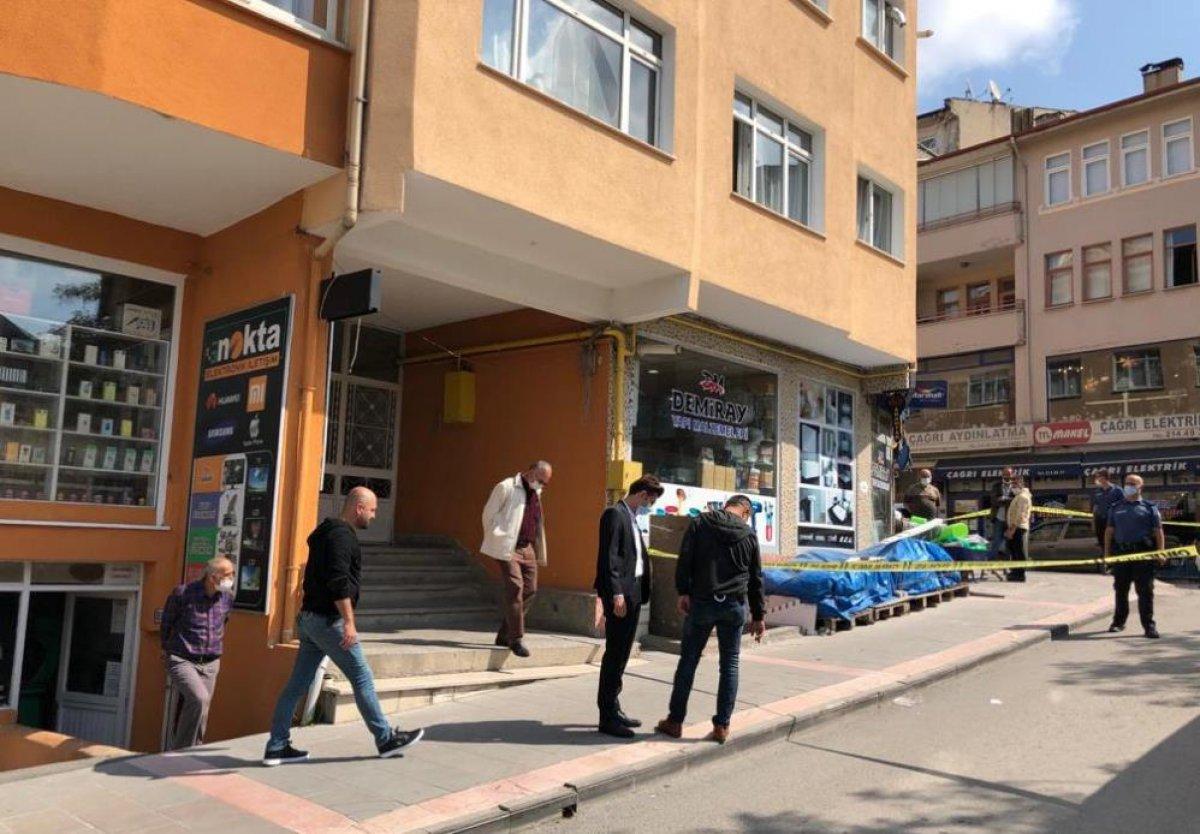 Kastamonu da aralarında husumet olan ikili rastgele ateş açtı  #3