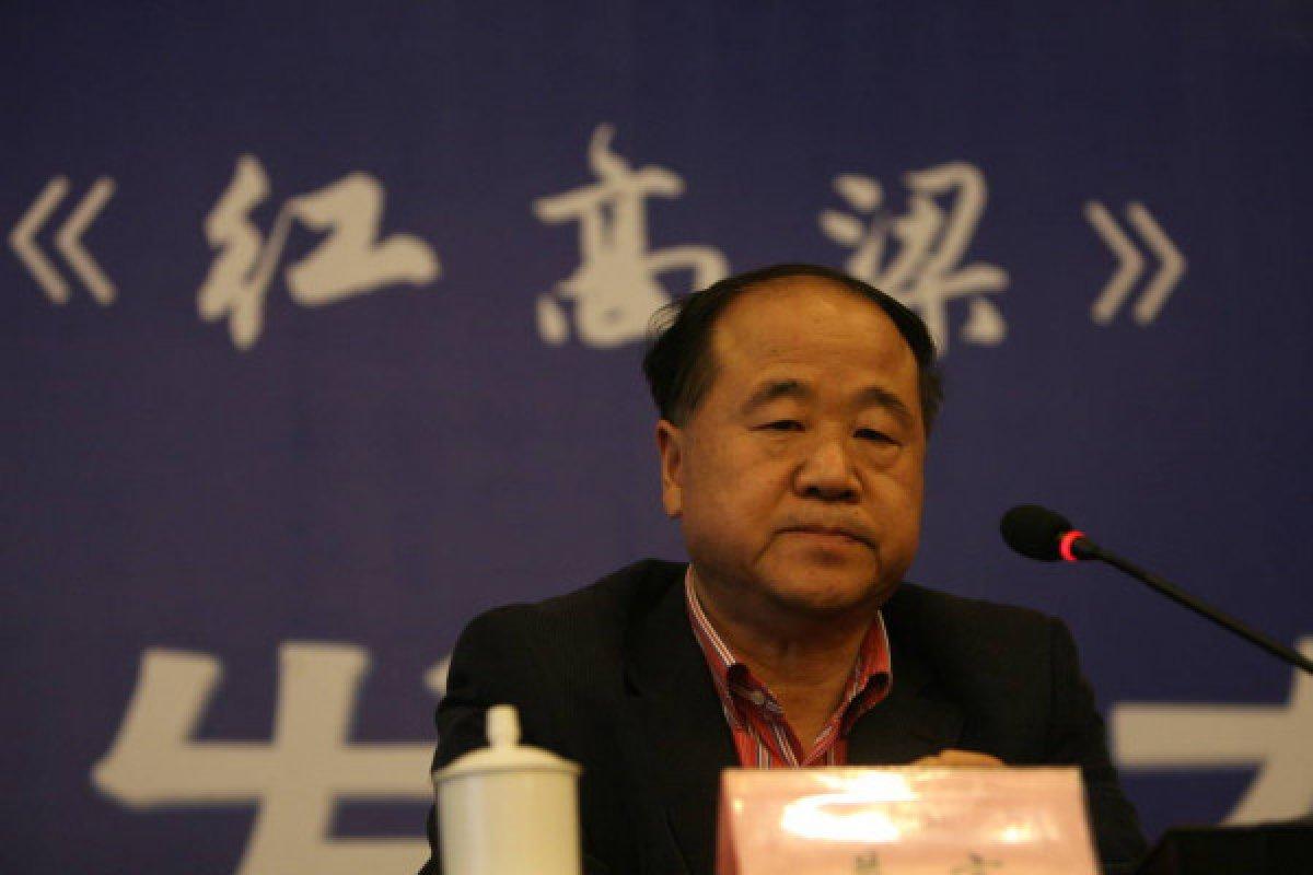 Çinli yazar Guan Moye nin 'Mo Yan' isminin seçmesinin altındaki neden #1